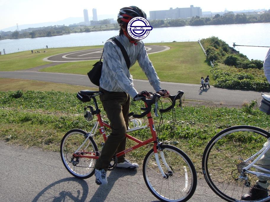 自転車道 大阪市 自転車道 : ブルーノのミニベロにUltegraの ...